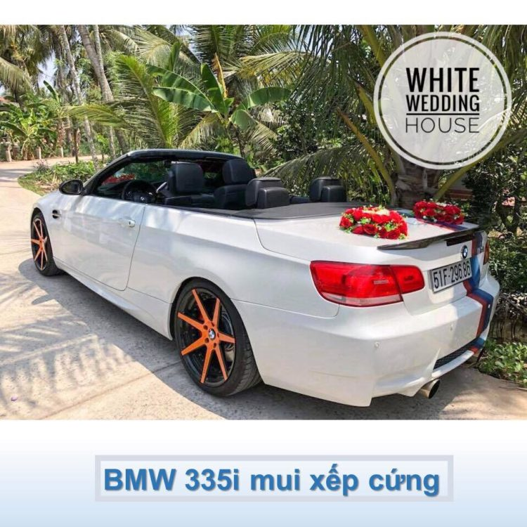 BMW 335I MUI XẾP CỨNG