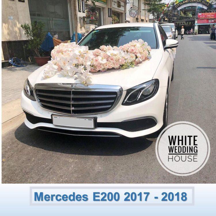 MESCEDES E200 2017-2018