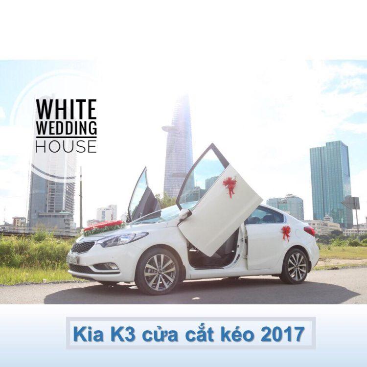 KIA K3 CỬA CẮT KÉO 2017