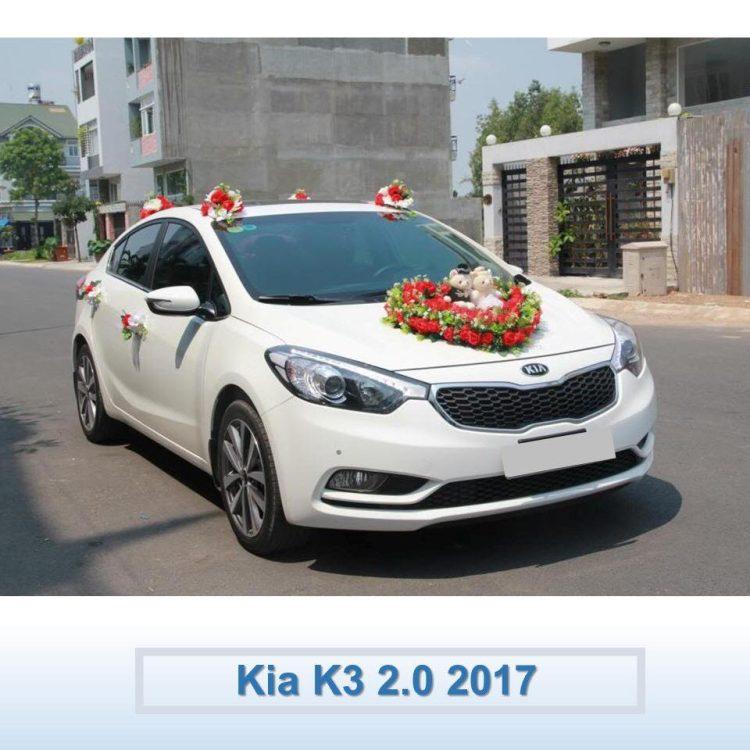 KIA K3 2.0 2017