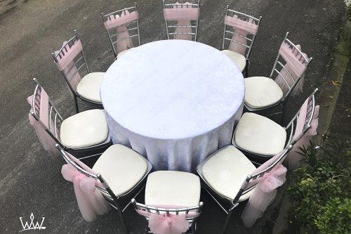 Bộ bàn ghế tiffany cao cấp